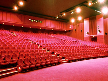 Village Roadshow Cinema Seating