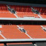 Donbass Arena in Donetsk