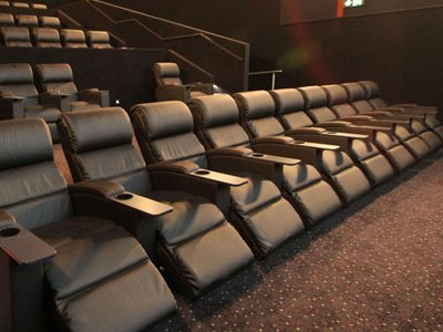 Hoyts Chadstone reclining chairs