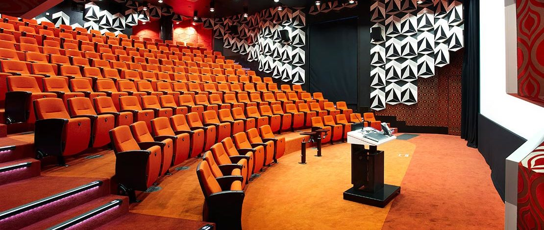 Auditorium Seating At RMIT University Melbourne