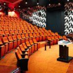 Auditorium seating at RMIT University Melbourne