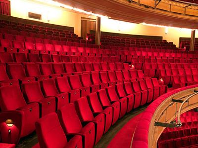 Theatre Seating Installation Australia
