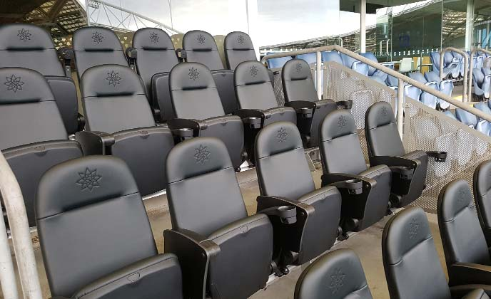 ANZ Stadium corporate box seating