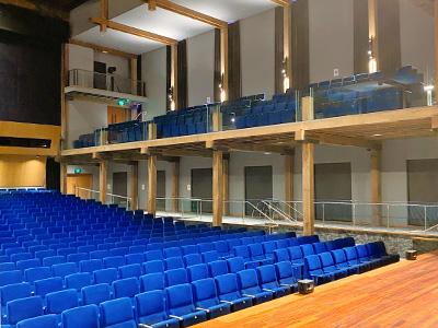 Costa Hall concert auditorium Deakin University